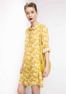 vestido-camisero-amarillo-flores